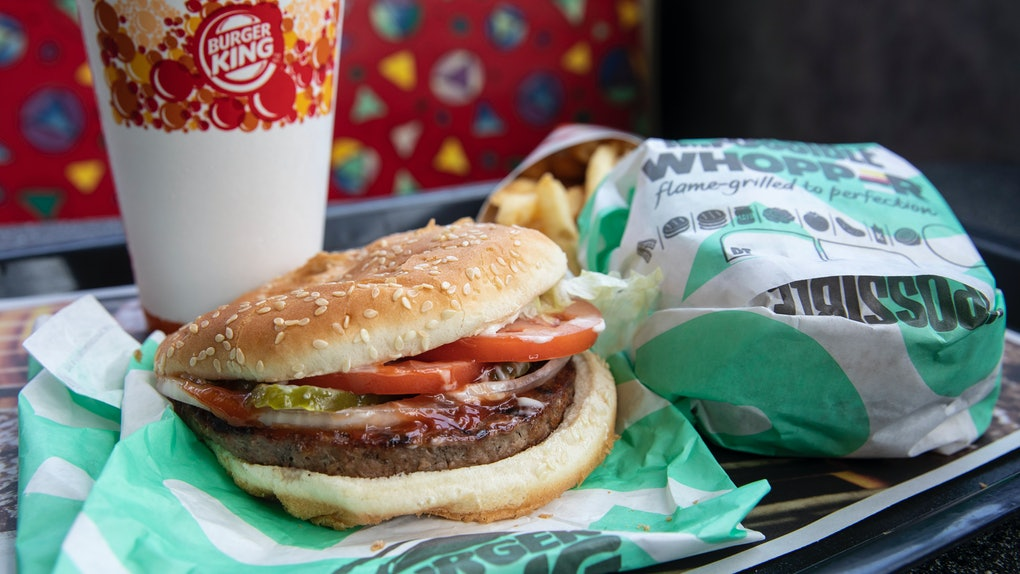 Burger King's 2 For $6 Deal Includes the Impossible Whopper.
