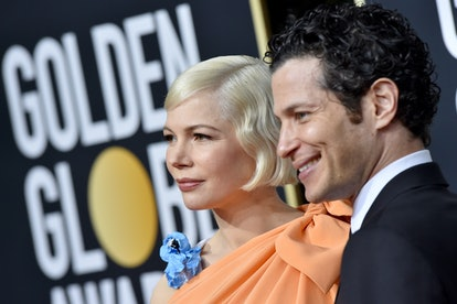 Michelle Williams and Thomas Kail's relationship timeline is complicated.