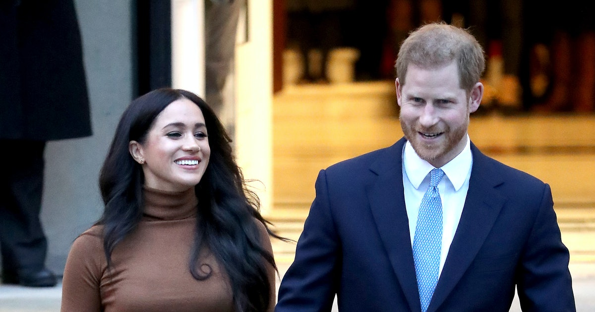 Meghan Markle & Prince Harry's Arrangement Is Reportedly A 1-Year Trial