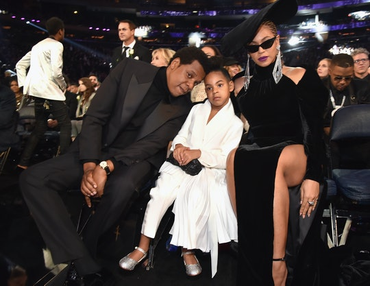 Blue Ivy is looking like a real grown-up in a new picture with her mom.