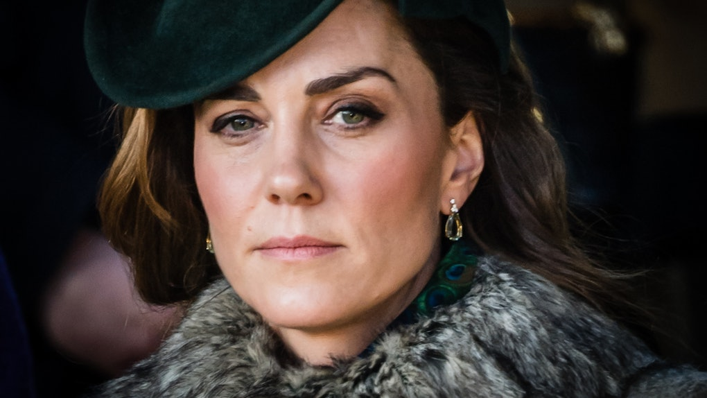 Middeltons 2020 Christmas Kate Middleton Reportedly Regretted Her Christmas 2020 Outfit & It