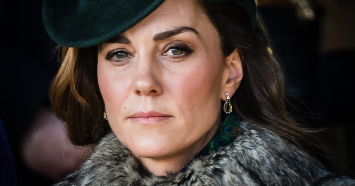 Kate Middleton Reportedly Regretted Her Christmas 2020 Outfit & It Totally Makes Sense