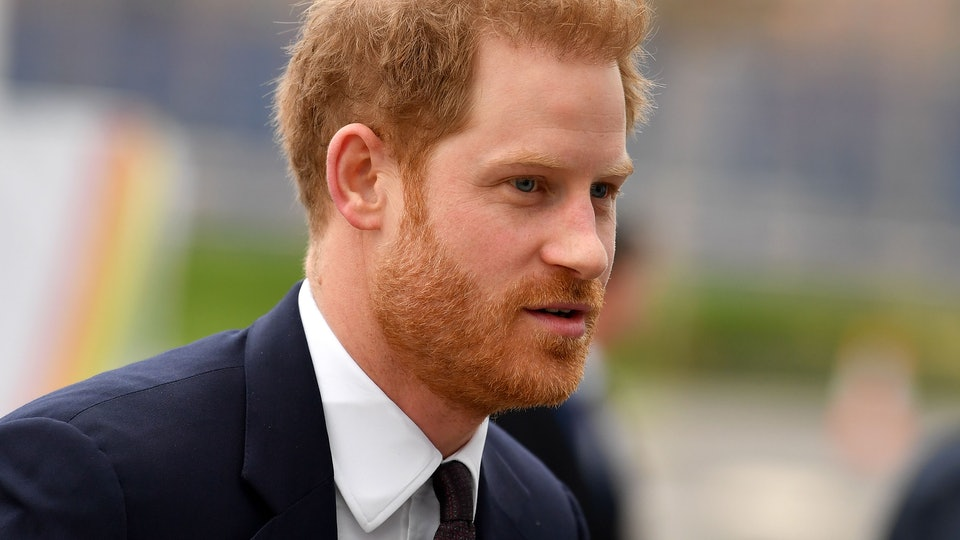 "Prince Harry expressed ""great sadness"" that it had come to a royal split."