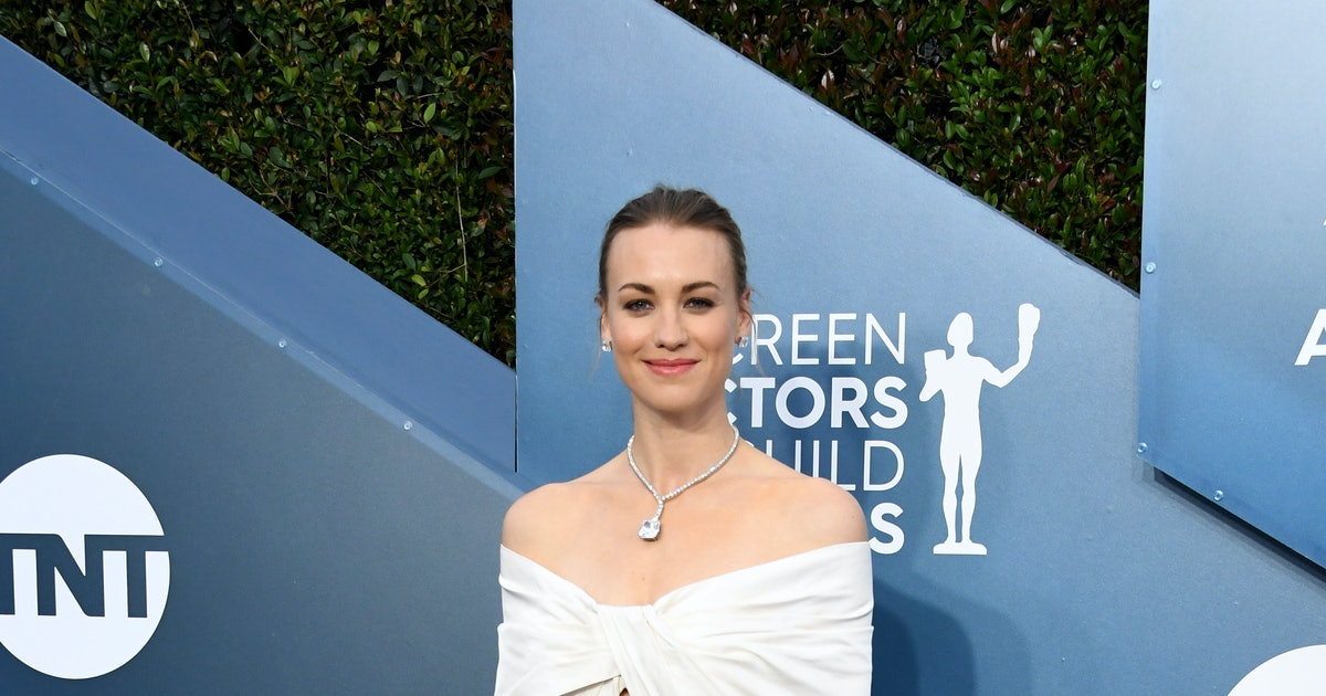 The Trends At The 2020 SAG Awards That Flooded This Year's Red Carpet