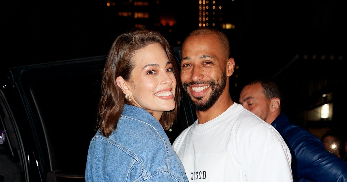 Ashley Graham Welcomed A Baby Boy With Husband Justin Ervin