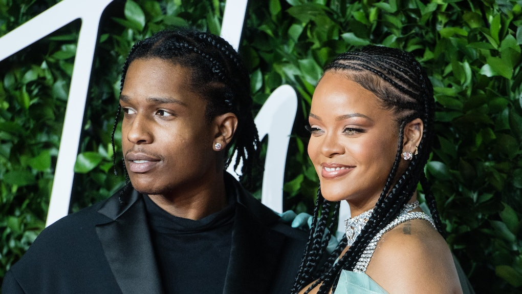 Rihanna's hangout with A$AP Rocky after her breakup is sparking new rumors of a possible romance.