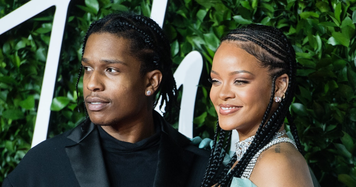 Rihanna's Hangout With A$AP Rocky After Her Breakup Is Sparking New Romance Rumors