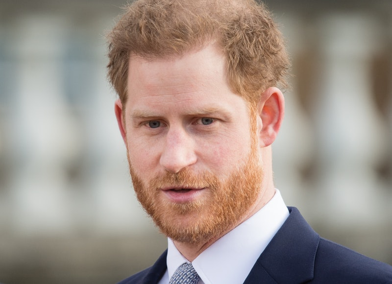 """Prince Harry said he and Meghan had """"no other option"""" but to step down as senior members of the roya..."""