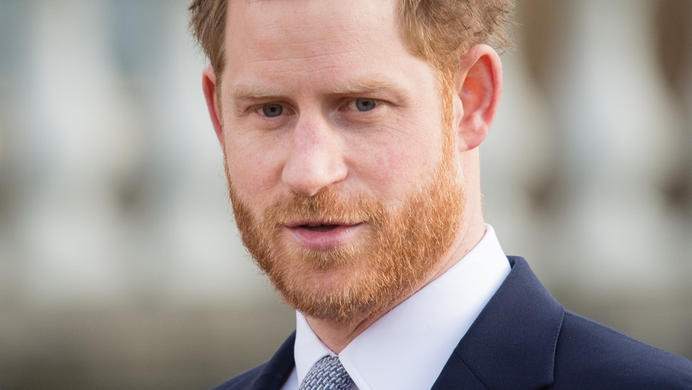 """Prince Harry said he and Meghan had """"no other option"""" but to step down as senior members of the royal family"""