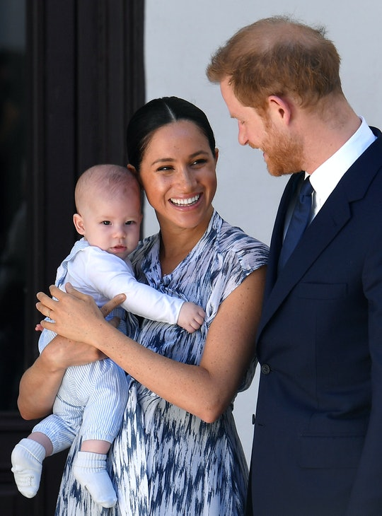 Meghan Markle and Prince Harry are together in Canada with their little boy Archie.
