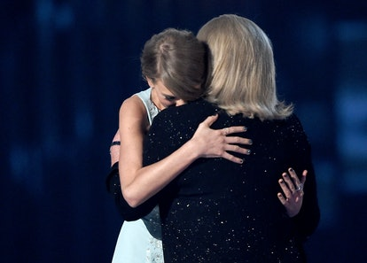 Swift and her mom share a close bond
