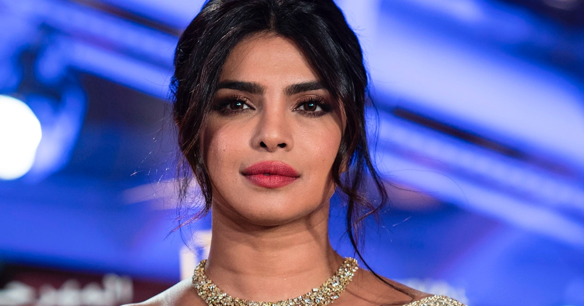 Priyanka Chopra's White Boots Are Proof That The Color Can Still Be Worn Well After Labor Day