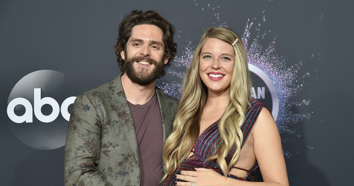 Photos Of Thomas Rhett With His Kids Are Too Cute For Words