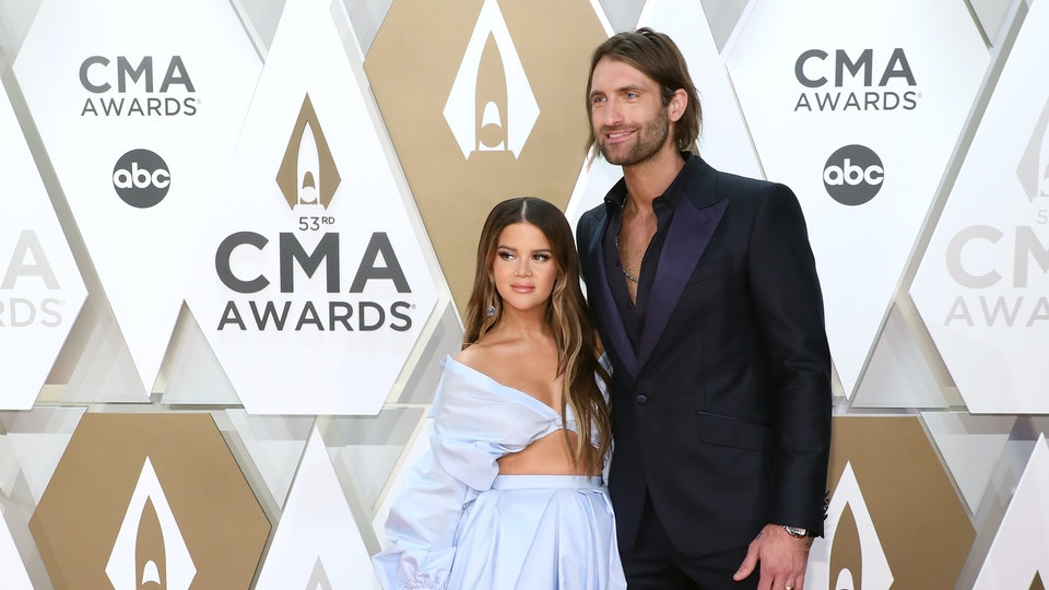 Maren Morris and her husband, Ryan Hurd, have been married since 2018.