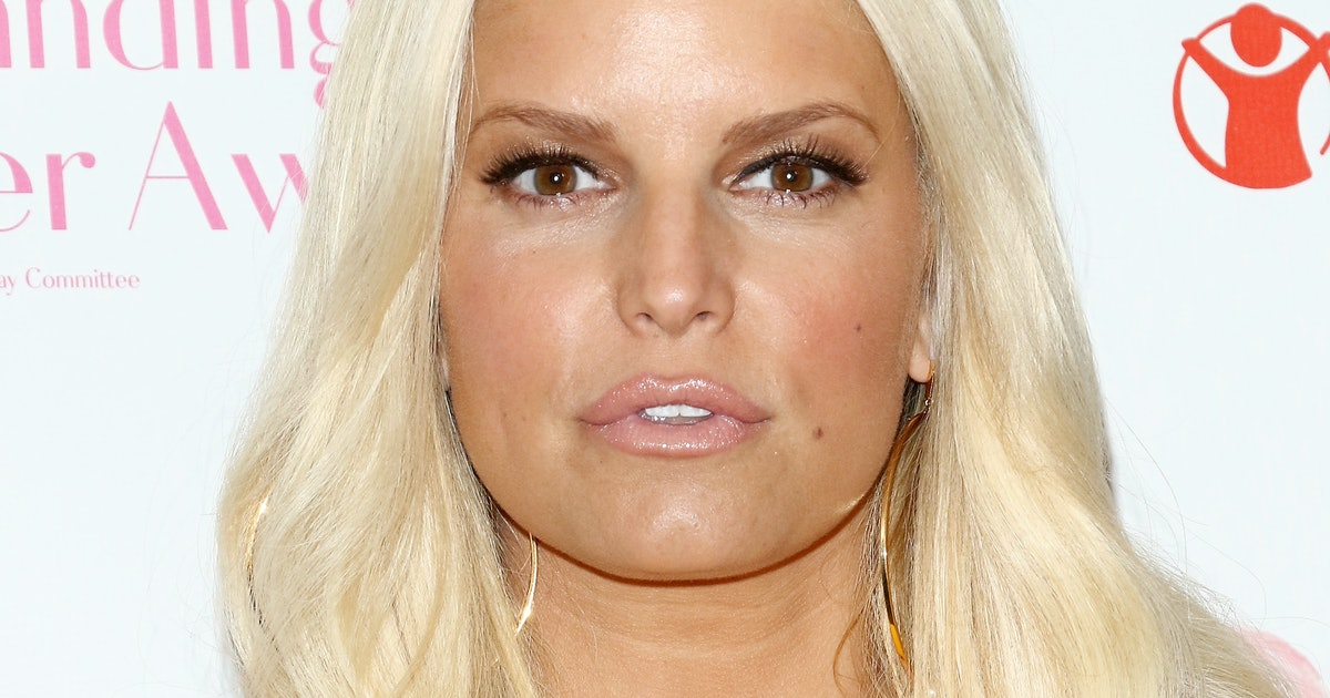 Jessica Simpson Reveals Childhood Sexual Abuse In Her New Memoir