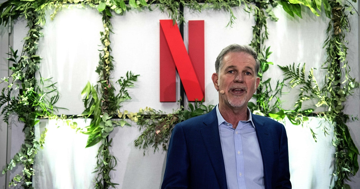 Netflix wants to be the future of entertainment, but its model strangles fresh voices