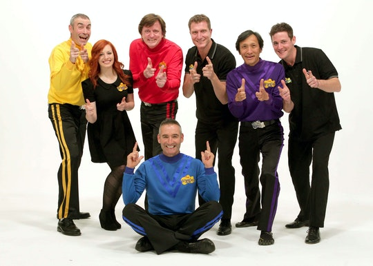 """The Wiggles, Blue Wiggle Anthony Field told reporters that Yellow Wiggle Greg Page Was """"Gone"""" after ..."""