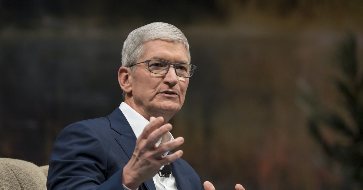 Tim Cook thinks AR will soon 'pervade our entire lives'