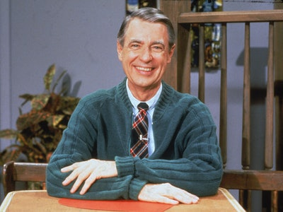 Mr. Rogers is a hero in every sense of the word.