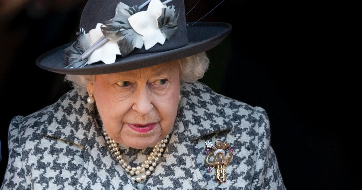 The Queen Had To Miss The Sandringham WI Meeting For The First Time Ever
