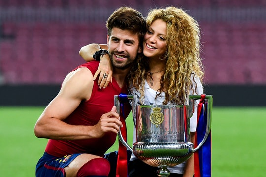 Shakira and her long time partner, soccer star Gerard Pique, have two kids together but are not marr...