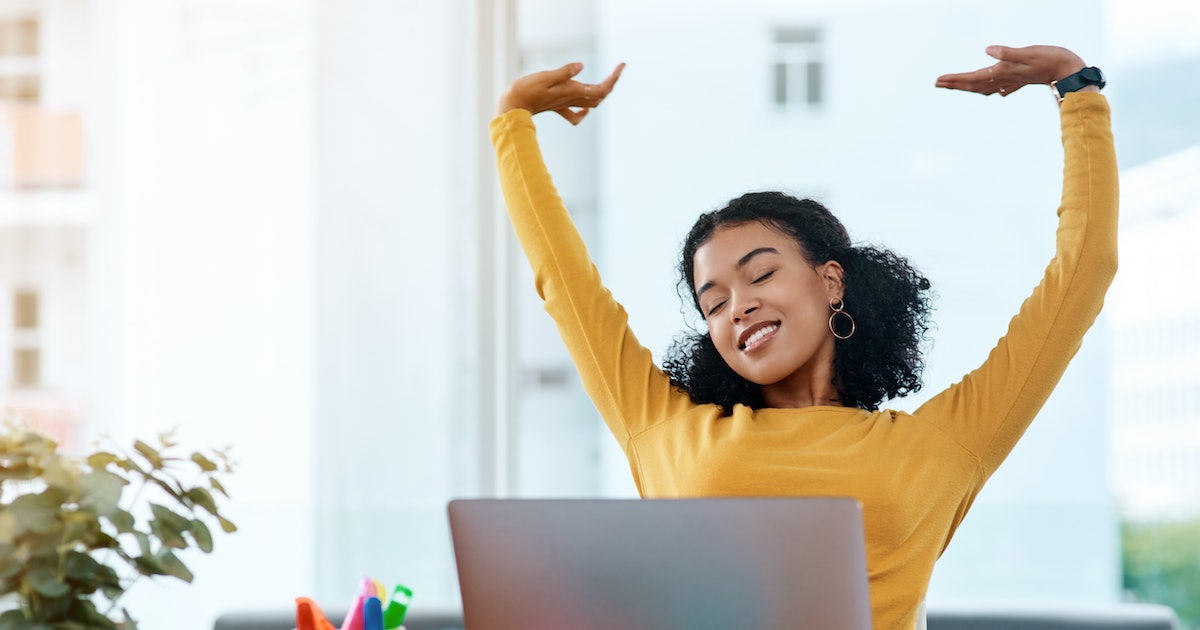 11 Stretches To Do During Work