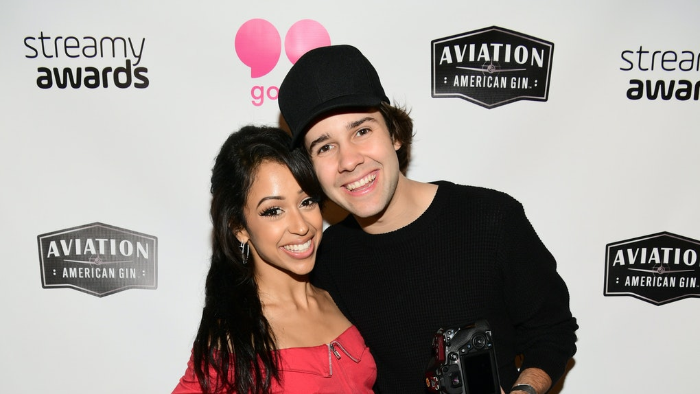 David Dobrik and Liza Koshy have one of the worst breakup videos on YouTube