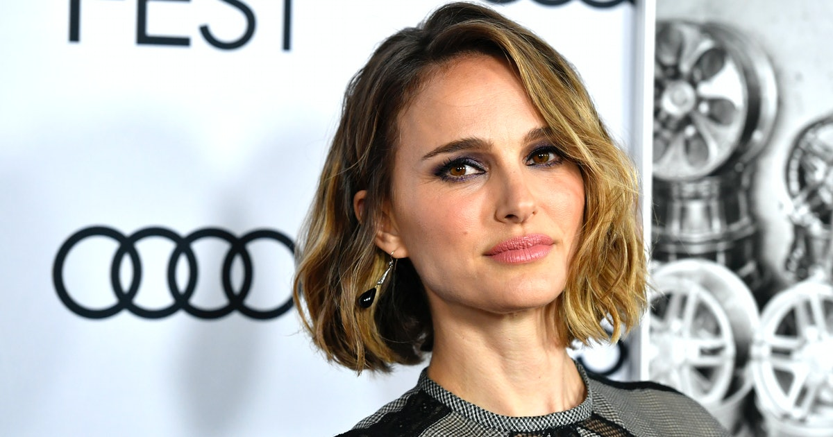 Natalie Portman's Floral-Print Dress Is The Trendy Staple Piece That Your Wardrobe Is Missing