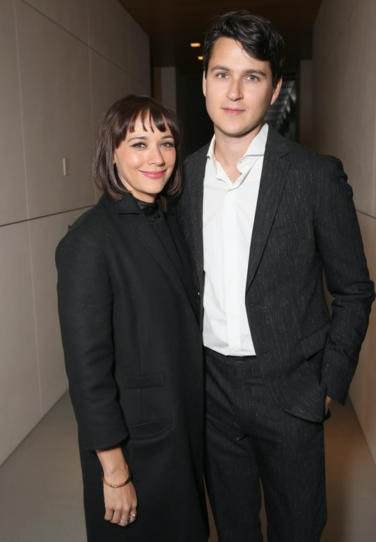 Rashida Jones and boyfriend Ezra Koenig may be attending the Grammys together