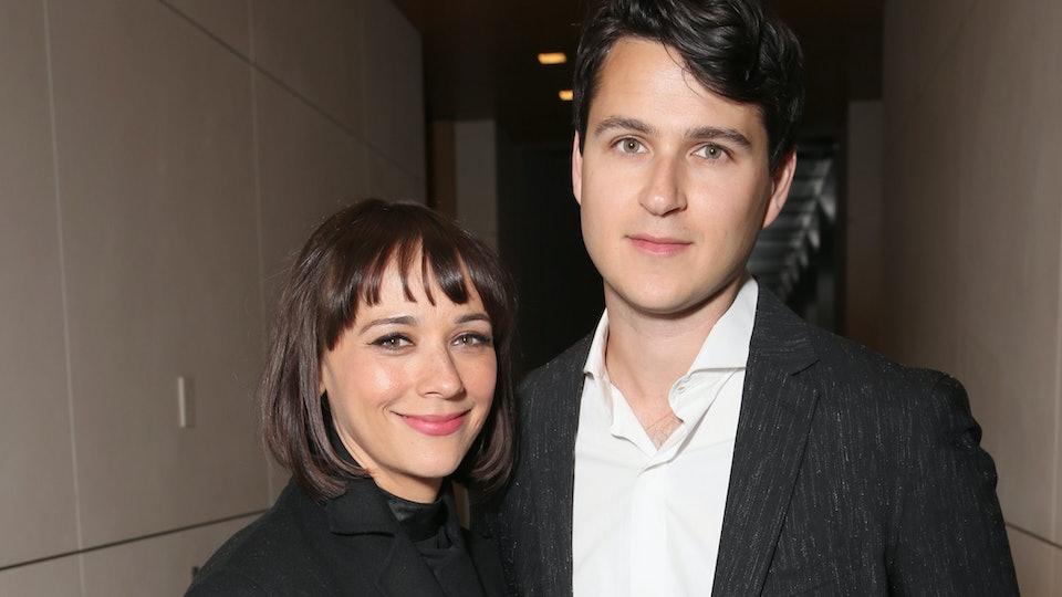 Rashida Jones and boyfriend Ezra Koenig may be attending the Grammys together