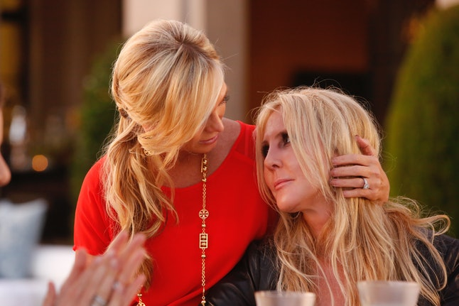Tamra Judge and Vicki Gunvalson exit RHOC