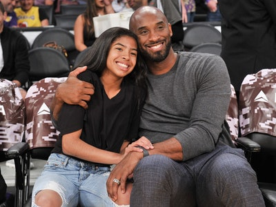 Basketball legend Kobe Bryant and teenaged daughter, Gianna, died on Sunday in a helicopter crash.