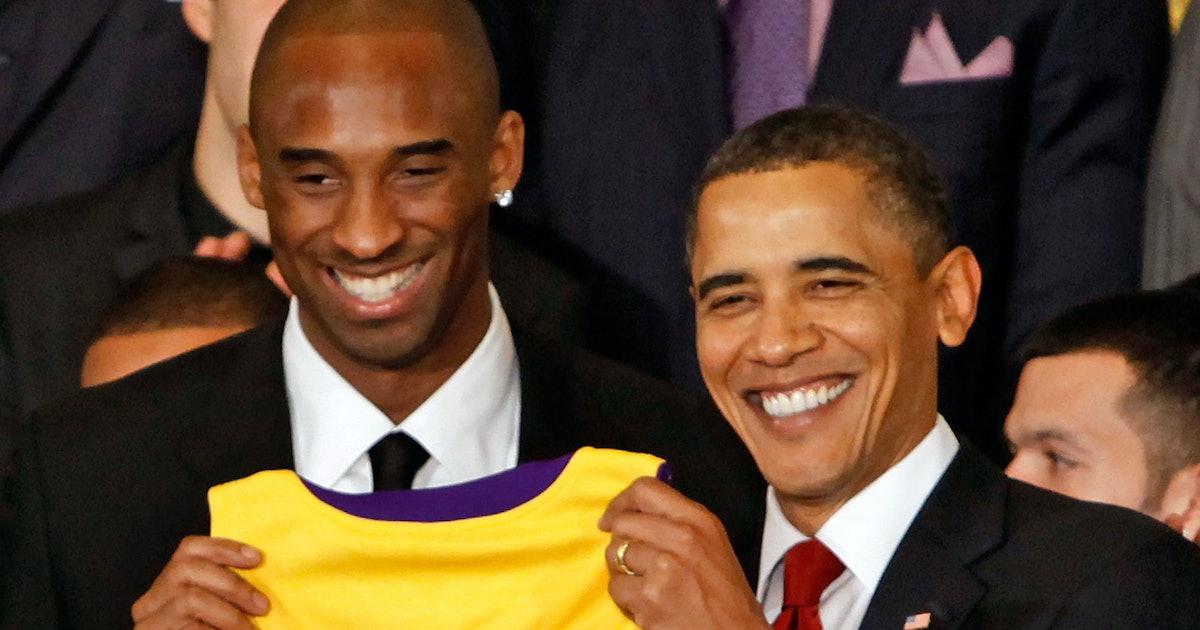 Barack Obama Pays Tribute To Kobe Bryant & His Daughter Gianna
