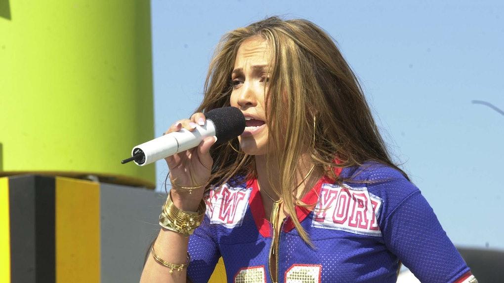 Jennifer Lopez is headlining the 2020 Super Bowl Halftime Show