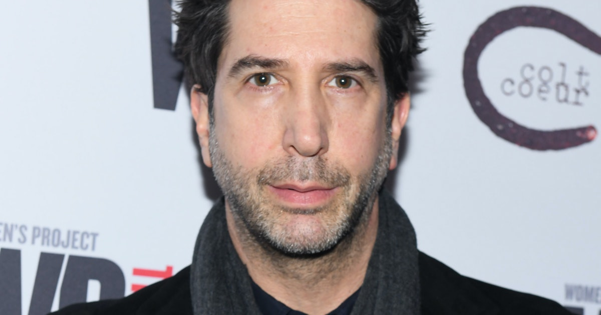 David Schwimmer's Response To 'Friends' Criticism Misses The Point