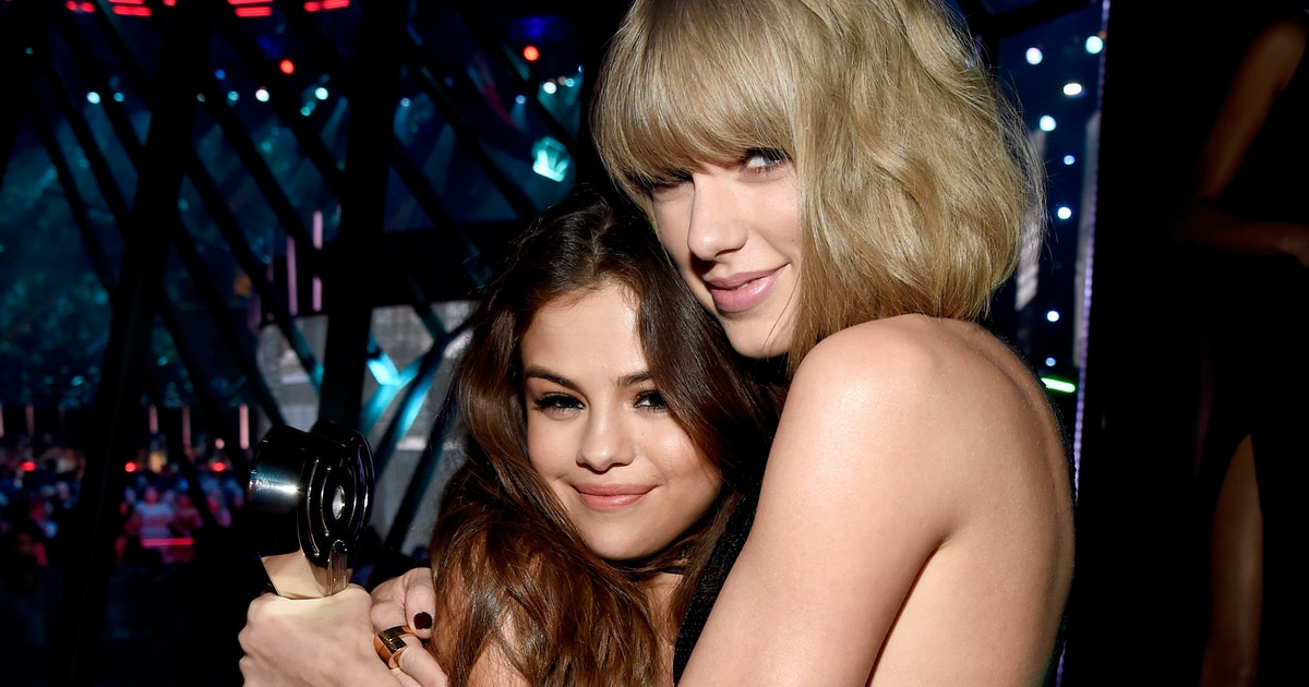 "Taylor Swift & Selena Gomez's Friendship Timeline Has No ""Bad Blood"""