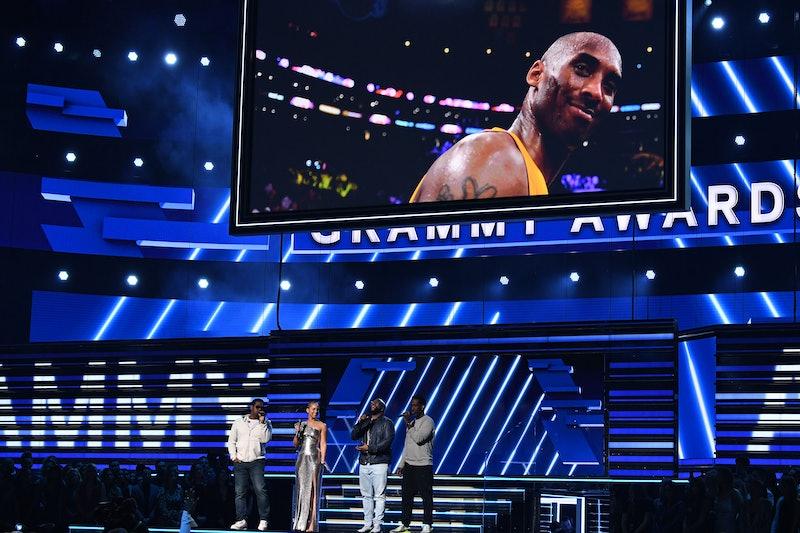 Alicia Keys and Boyz II Men honored Kobe Bryant at the 2020 Grammys.
