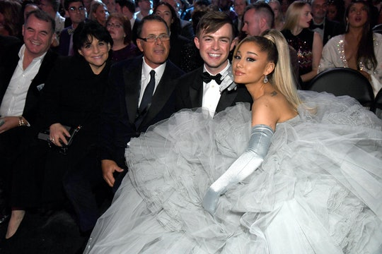 Ariana Grande changed the lyrics to 'Thank U, Next' during her performance at the 2020 Grammy Awards.