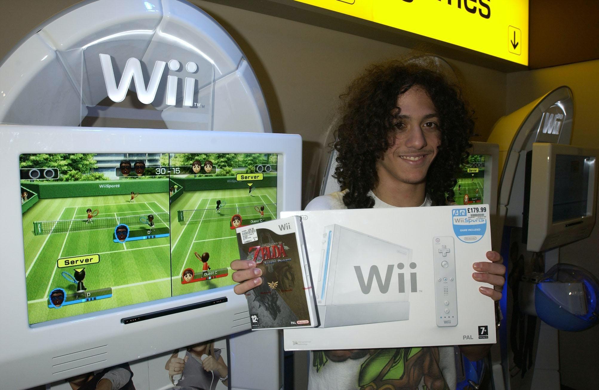 Nintendo Japan ceases repairs on the original Wii