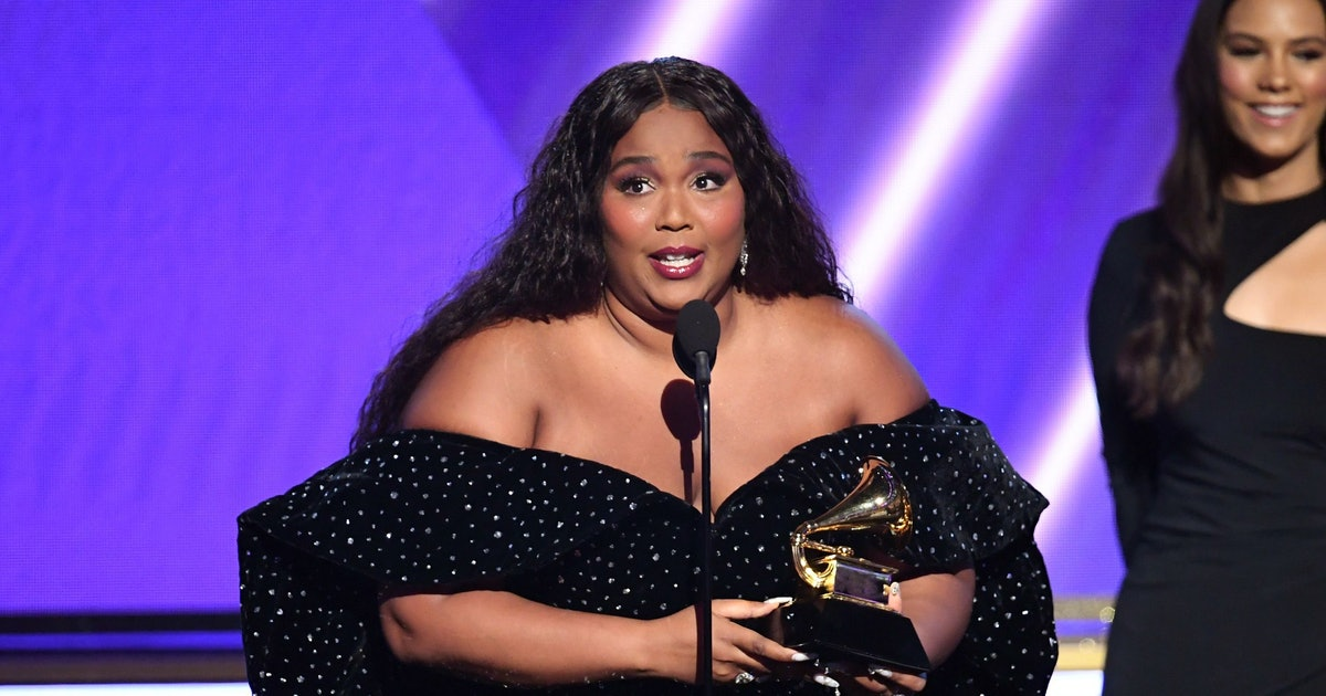 John Legend Looks At Lizzo Winning A Grammy Like The Proudest Of Dads