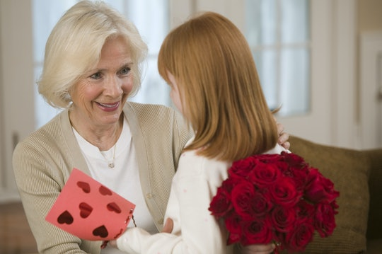 Take your kids to deliver Valentines at nursing homes to brighten the day of the seniors who live th...