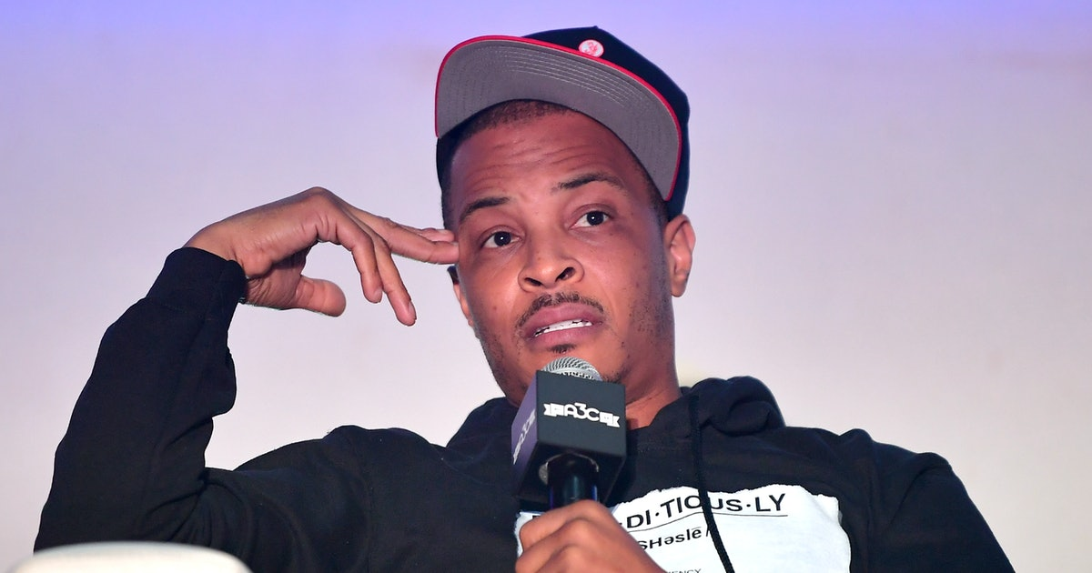 """T.I. Apologizes To His Daughter After That """"Hymen Checks"""" Remark"""