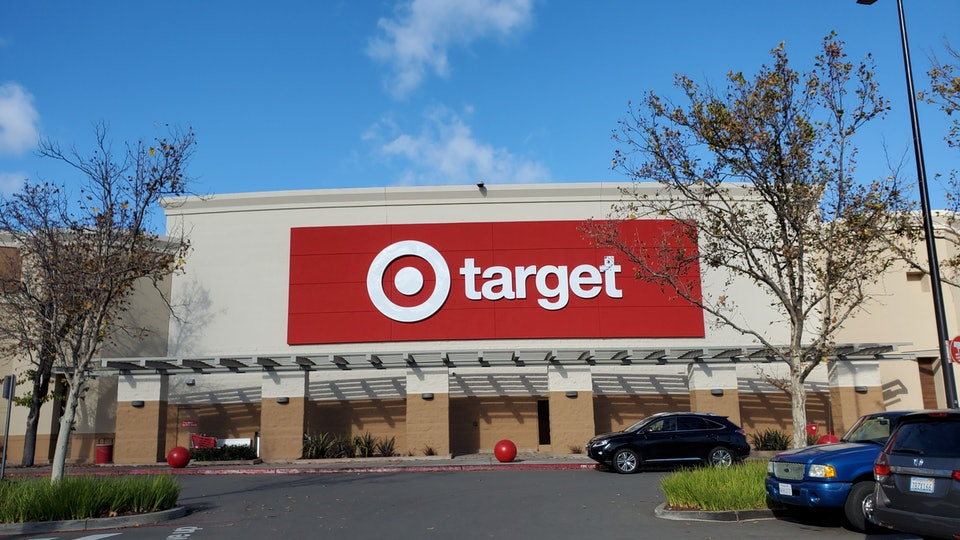 With same-day delivery, you can grab a $10 Target gift card when you spend $50 on groceries.