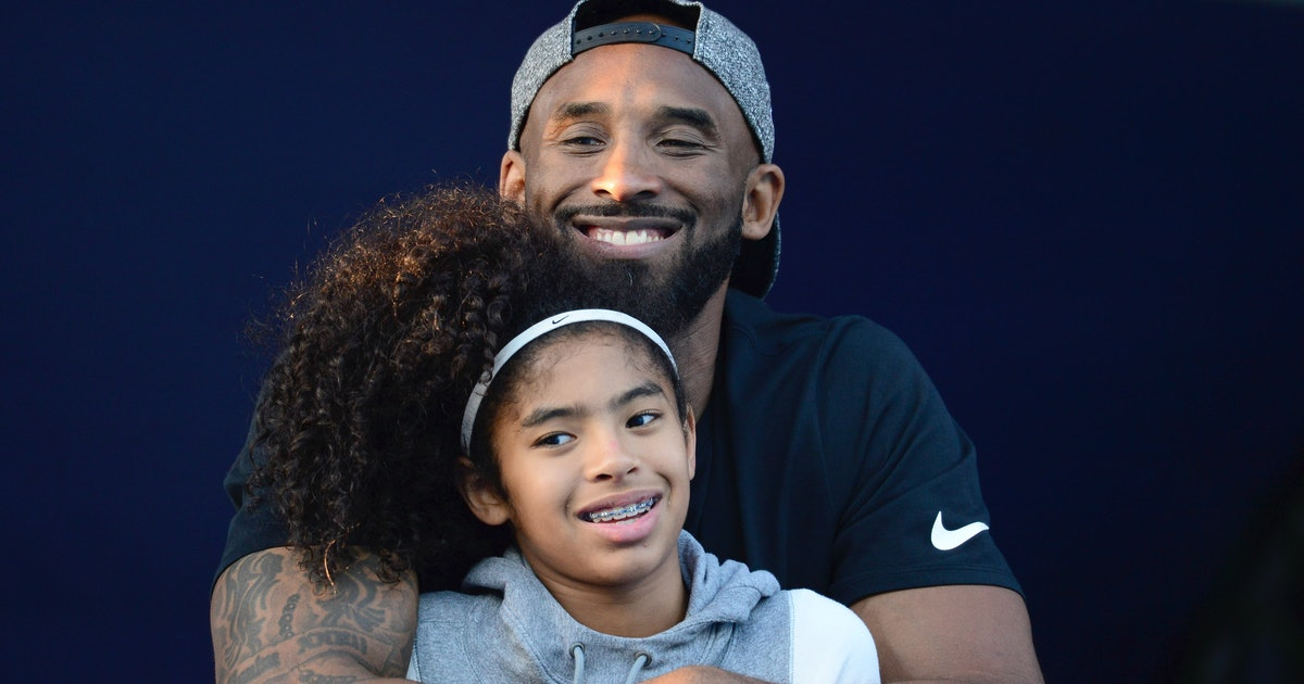 """""""Girl Dad"""" Kobe Bryant Tribute Inspires Fathers To Celebrate Their Daughters"""