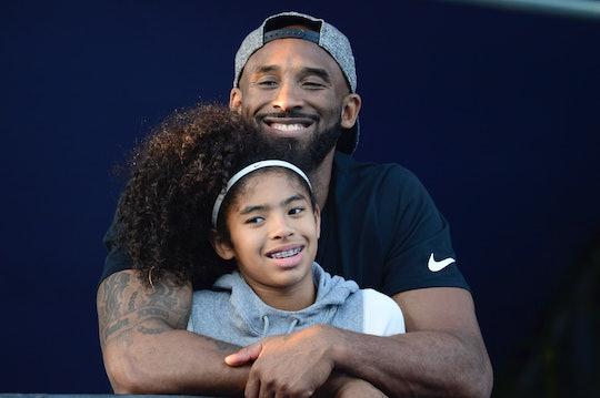 Kobe Bryant died alongside his daughter Gianna on Sunday.