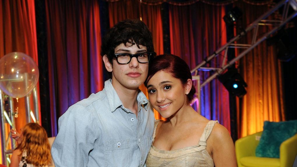 Here Are Videos Of Ariana Grande & Matt Bennett Singing 'Victorious' Songs