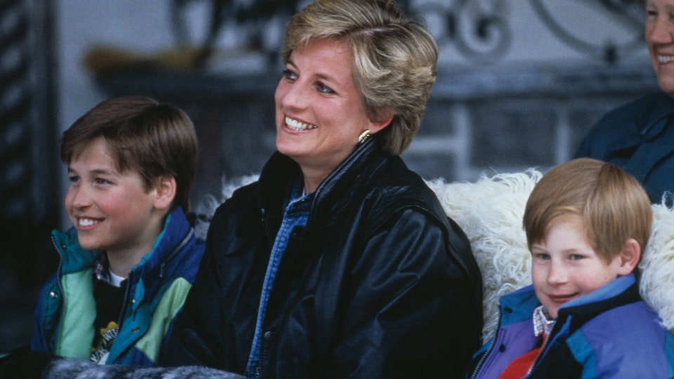 Princess Diana's love for both her sons has lived on long after she was gone.