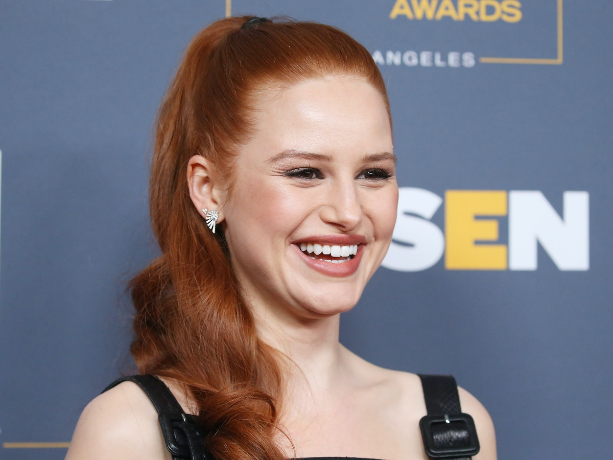 I tried Madelaine Petsch's morning routine