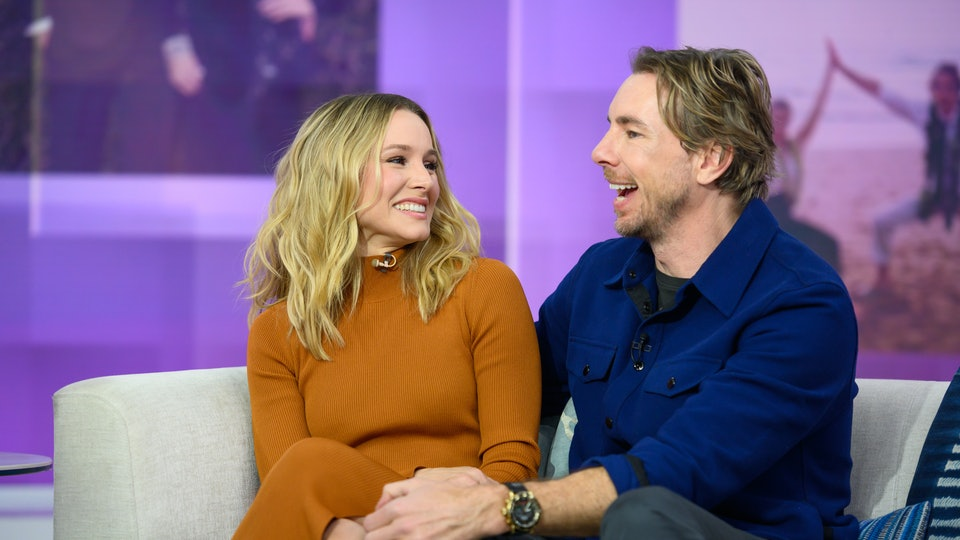 Kristen Bell opened up about a big fight she had with Dax Shepard.