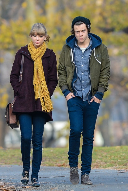 Harry Styles is said to have dated Taylor Swift between 2012 and 2013